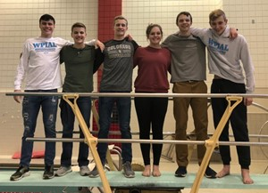 Swimmers Headed to PIAA Event