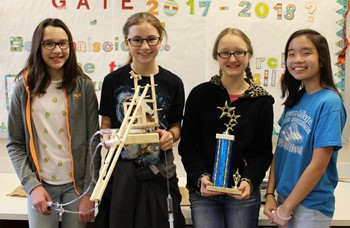 Fluid Power Competition Winners