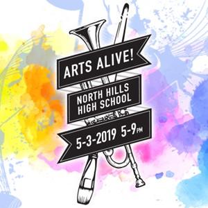 Arts Alive Logo