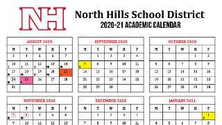 Board of Education approves revised 2020-21 calendar