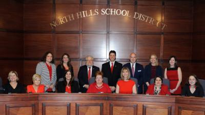 2020 NHSD School Board