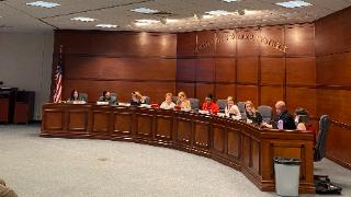 NHSD School Board on August 5, 2021