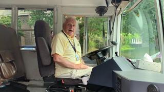 NHSD announces passing of beloved school bus driver Bob Klinefelter