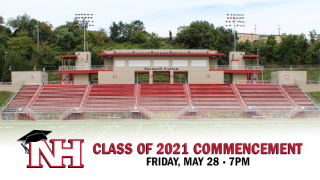 Class of 2021 Commencement set for May 28