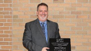 Michael DeSensi awarded inaugural North Hills Community Service Award