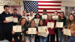 20 North Hills High School students advance to state FBLA competition