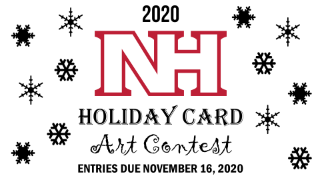 2020 North Hills Holiday Card Art Contest