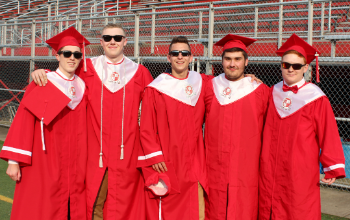 North Hills Class of 2019 graduates