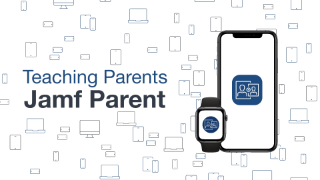 Manage your student's district iPad with Jamf Parent