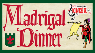 Madrigal Dinner graphic
