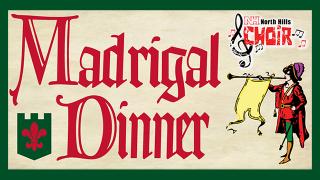 9th Annual Choir's Madrigal Dinner set for Dec. 6