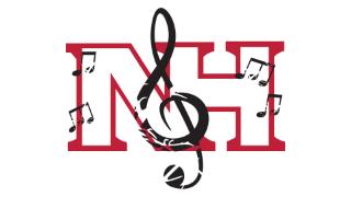 NH Music Department logo