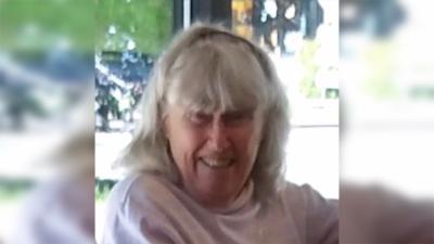 Bus driver Nancy Von Vreckin