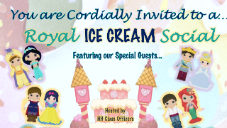 Class officers hosting Royal Ice Cream Social May 11