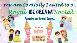 Royal Ice Cream Social