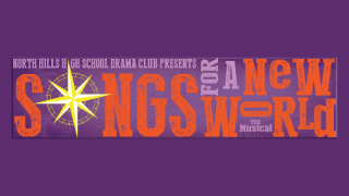 Spring musical 'Songs for a New World' to be streamed online April 16-17