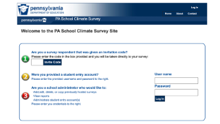 NHSD to participate in PDE's annual school climate survey