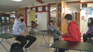 Stand Together club creates video to promote suicide awareness
