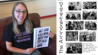 The Arrowhead releases first issue of 2019-20, just in time for Homecoming
