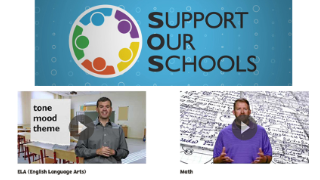NHMS teachers take part in WQED Support our Schools project