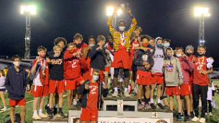 NHMS Boys Track & Field goes undefeated