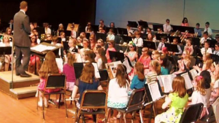Third-graders, are you interested in playing an instrument next year?