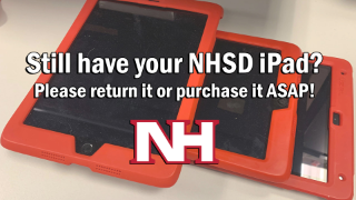 Still have a NHSD iPad? Please read this
