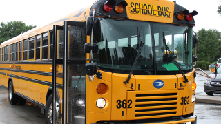Afternoon change for some Middle School, West View Elementary bus riders