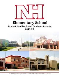 2019-20 Elementary School Handbook