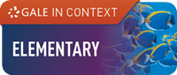 Gale In Context: Elementary (formerly Kids InfoBits)