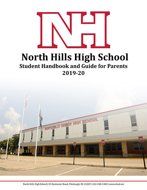 High School Student Handbook and Guide for Parents