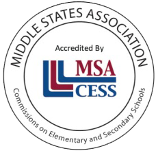 Middle States Association Accreditation Logo