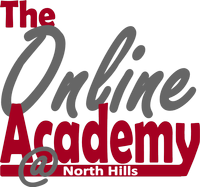 The Online Academy @ North Hills logo