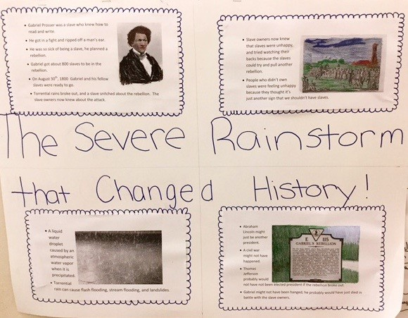 Posters--How weather changed history!