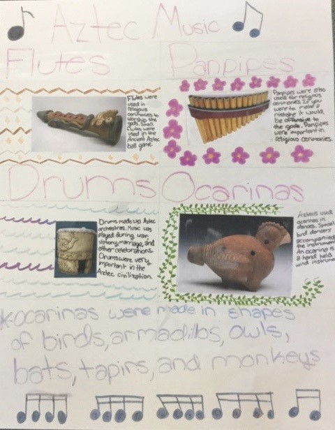 Projects sharing knowledge of ancient civilizations.