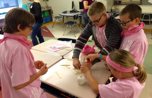 Designing a Rubber Band Catapult