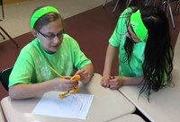 Scenes from the Science Olympiad