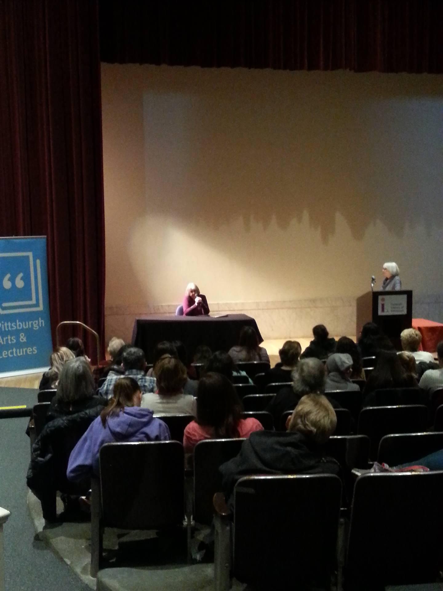 Author Lecture: Katherine Paterson