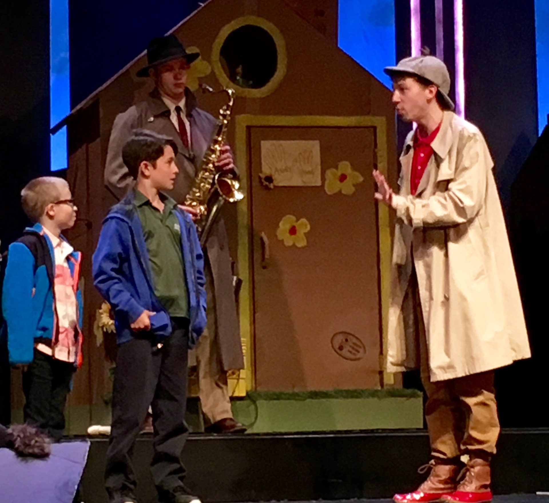 "We see ""Nate the Great"" at the Playhouse Jr."
