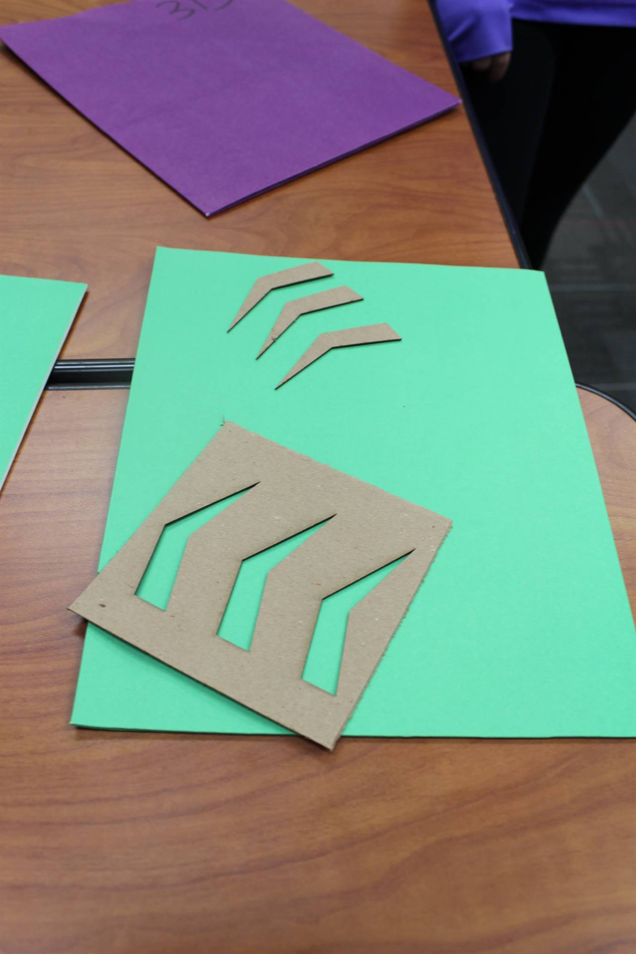 Intro to Sustainable Engineering Photo - New Blade Design for Turbine