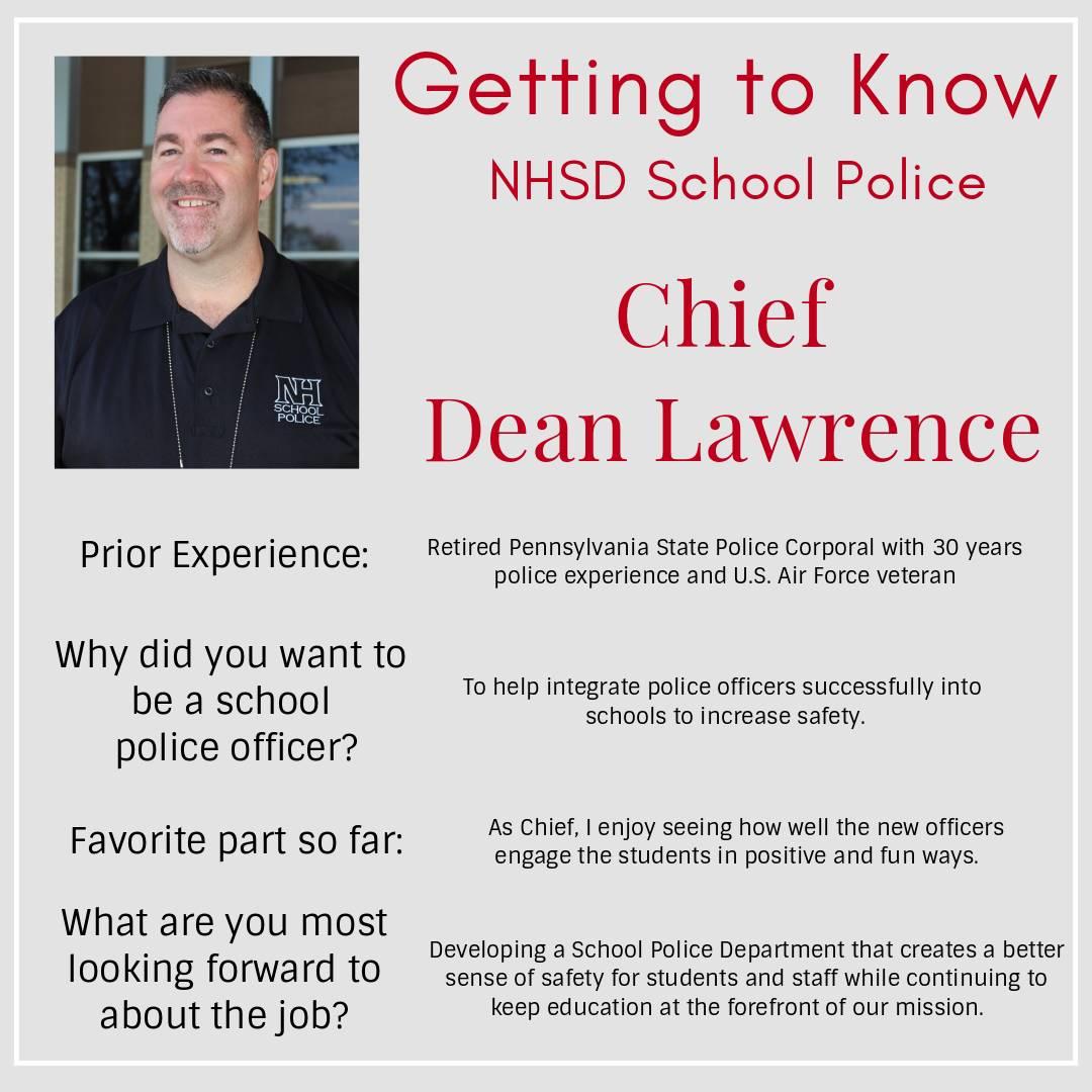 Dean Lawrence Bio