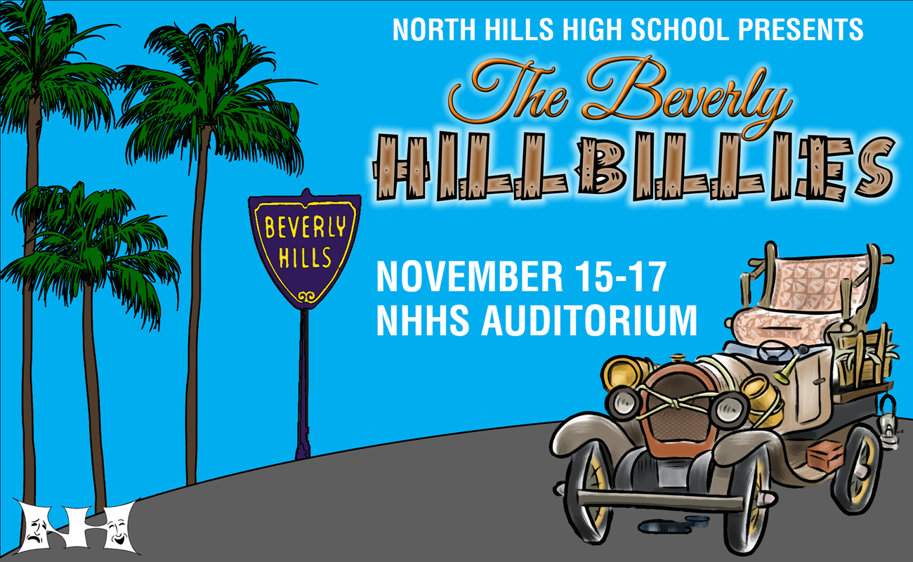 Beverly Hillbillies Infographic