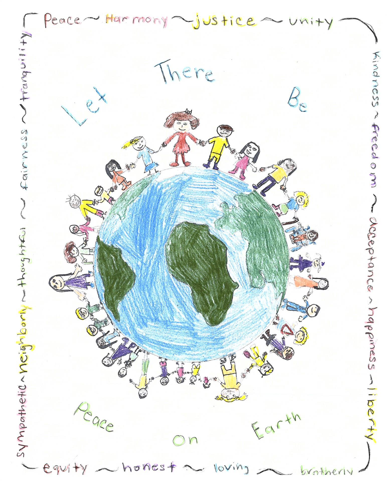 World Peace Art