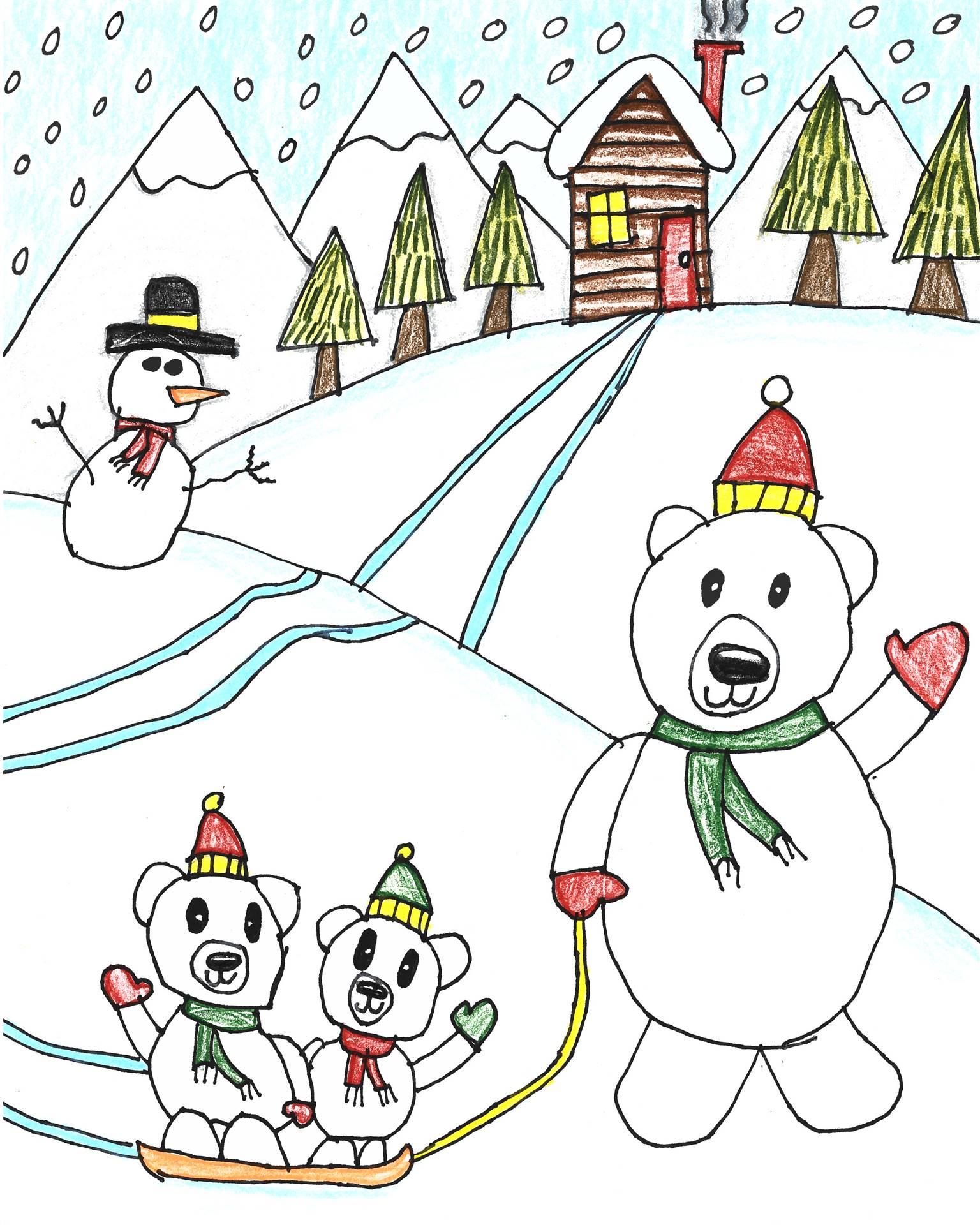 Polar Bear Artwork