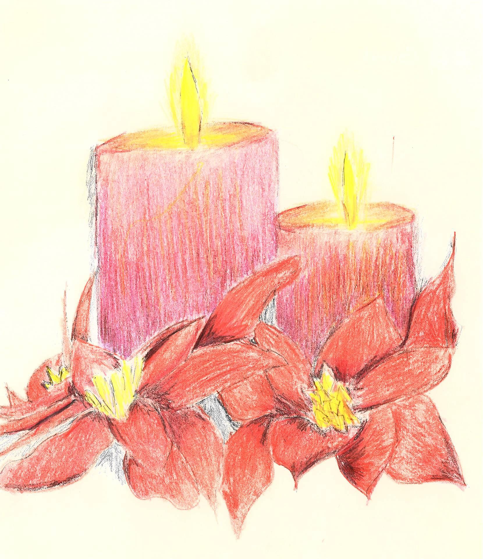 Candles Art