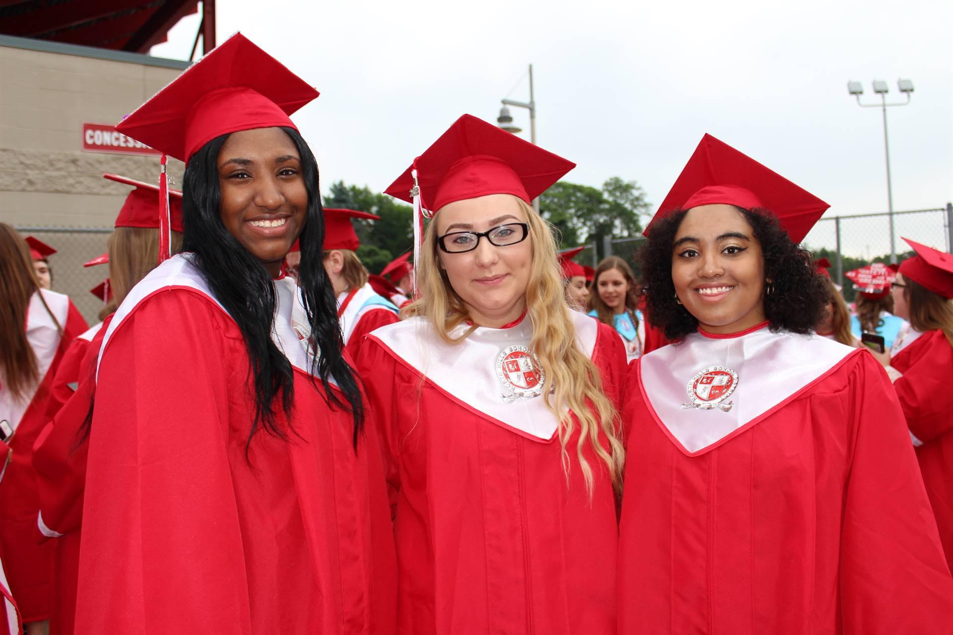 Class of 2018 Graduates