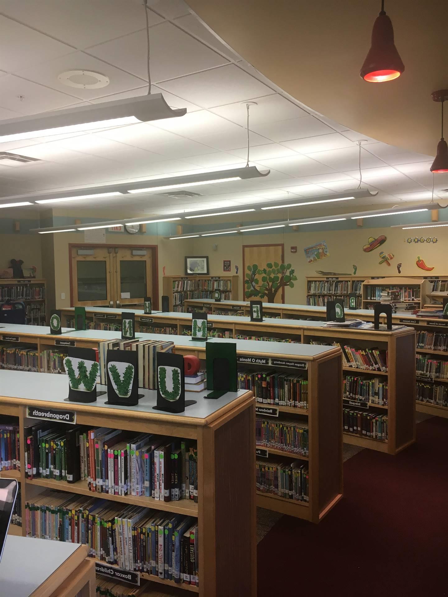 Highcliff Elementary Library