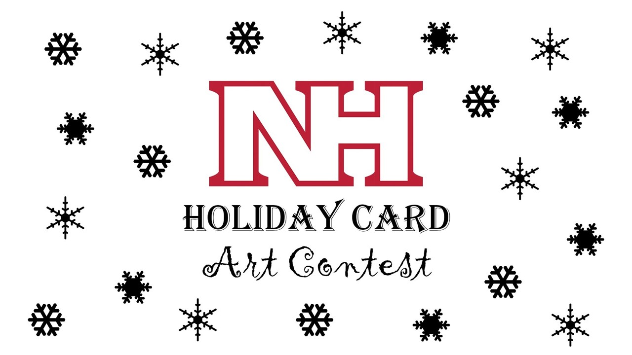 Holiday Card Art Contest graphic