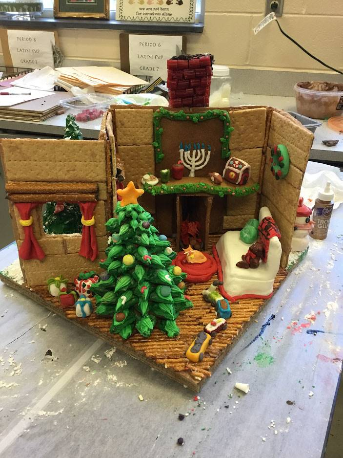 2019 City of Pittsburgh Gingerbread House Competition