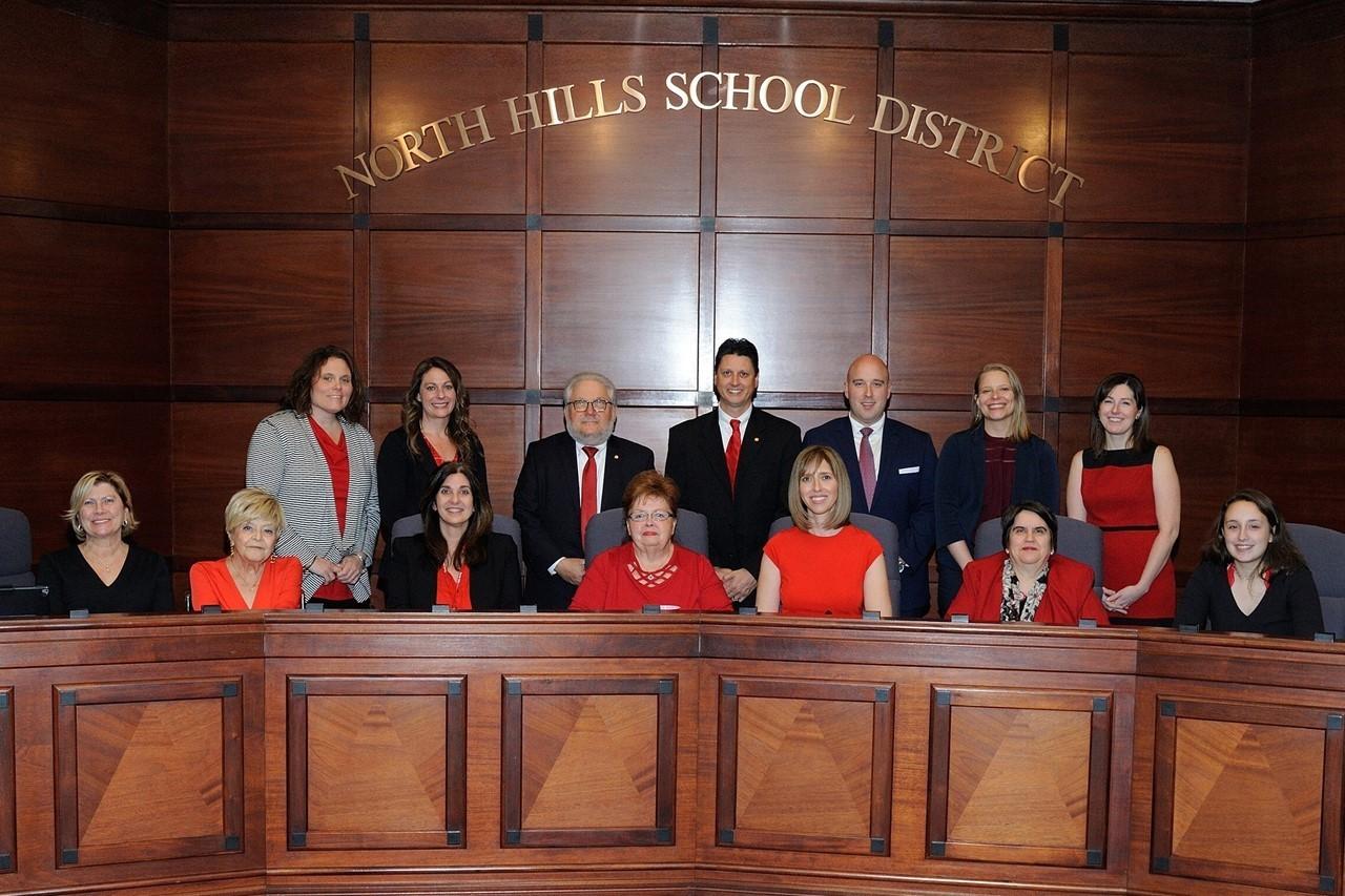 2020 North Hills School District Board of Education